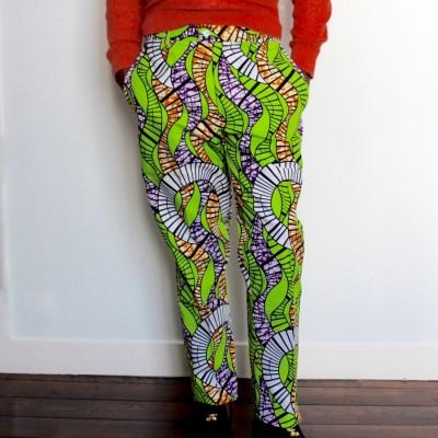 pantalon wax