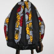 sac à dos wax fleur de lys