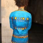 tunique chemise wax homme africain boubou